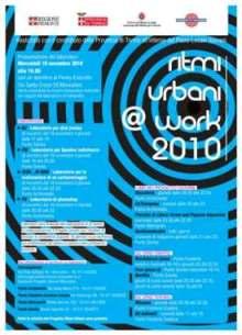 locandina ritmi urbani