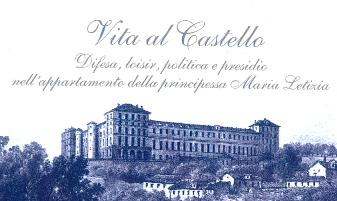 cartolina vita al castello