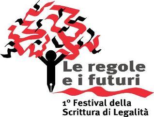 logo scrittura legalità