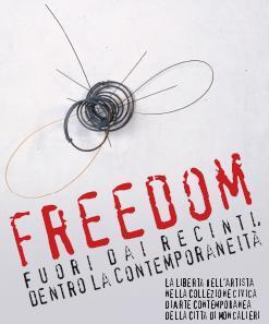 Logo mostra Freedom