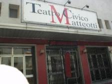 """Teatro Comunale """"G. Matteotti"""""""