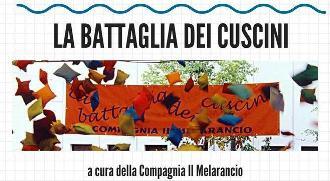 Battaglia Dei Cuscini.Comune Di Moncalieri La Battaglia Dei Cuscini