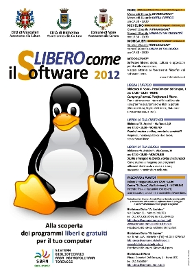 Locandina open source