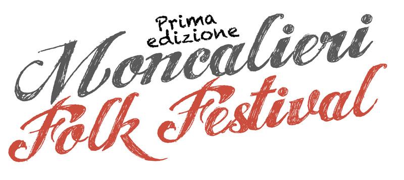 Logo Moncalieri folk festival