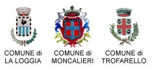 logo comuni  dell' unione